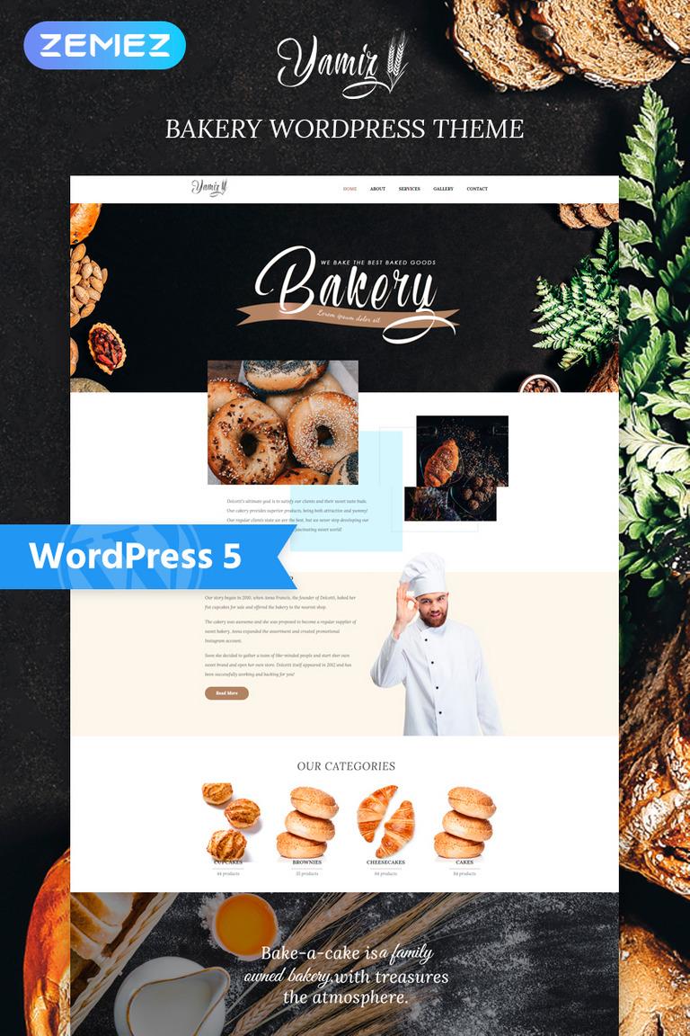 Yamiz - Bakery Multipurpose Animated Elementor WordPress Theme