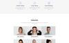 Dancehub - Dance Studio One Page Classic HTML Landing Page Template Big Screenshot
