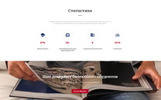 Reszponzív Rudolph Foster - University Ready-to-Use Multipage HTML Ru Website Template