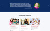 Rudolph Foster - University Ready-to-Use Multipage HTML Ru Website Template Big Screenshot