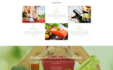 """""""Diane Moore - Doctor Ready-to-Use Clean HTML"""" modèle web adaptatif"""