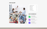 Easylang - Language School One Page Classic HTML Landing Page Template