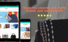 Vente - Handbag Store Clean Bootstrap Ecommerce PrestaShop Theme Big Screenshot