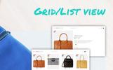 Vente - Handbag Store Clean Bootstrap Ecommerce PrestaShop sablon