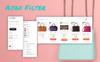 Vente - Handbag Store Clean Bootstrap Ecommerce PrestaShop sablon Nagy méretű képernyőkép