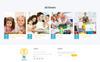 Responsywny szablon strony www Smart Kids - Kids Center Ready-to-Use Creative HTML #77086 Duży zrzut ekranu