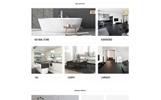Reszponzív Flooria - Flooring One Page Clean HTML Nyítóoldal sablon