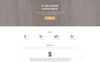 Flooria - Flooring One Page Clean HTML Templates de Landing Page  №77087 Screenshot Grade