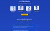 Get Unit - ICO Crypto Currency Multipage HTML Website Template Big Screenshot