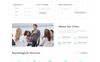 Lifetime - Psychologist Clean HTML Landing Page Template Big Screenshot