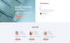 Denta Plus - Dentist Ready-to-Use Clean HTML Website Template Big Screenshot