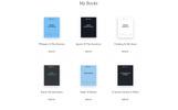 """Шаблон посадочной страницы """"William Weaver - Autor Classic Bootstrap HTML"""""""