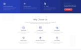 PixLab - Software Company Ready-to-Use Creative HTML Website Template