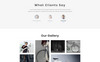 Cyclert- Cycling Multipage Clean HTML Website Template Big Screenshot