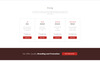 Marketic - Advertising Agency Ready-to-Use Clean HTML Website Template Big Screenshot
