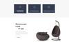 """HTML русский шаблон """"Artfactor — русифицированный шаблон сайта для студии дизайна интерьеров"""" Большой скриншот"""