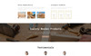 "Tema di Landing Page Responsive #77934 ""Good Wood - Interior & Furniture Clean HTML"" Screenshot grande"