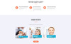 """Beauty Dent - Dentist Ready-to-Use Clean HTML"" Responsive Ru Website Template Groot  Screenshot"