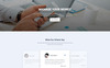 Finway - Financial Advisory Clean Multipage HTML5 Website Template Big Screenshot