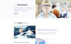Costrax - Accounting Services Modern Multipage HTML5 Website Template Big Screenshot