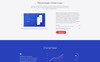 MetaSoft - Software Company Ready-to-Use HTML Ru Website Template Big Screenshot