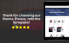 Nextprest - Spare Parts Store Clean Bootstrap Ecommerce PrestaShop Theme Big Screenshot