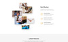 Sunrise - Charity Foundation Modern HTML5 Landing Page Template Big Screenshot