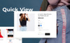 Clothes - Brand Apparel Store Clean Bootstrap Ecommerce PrestaShop Theme Big Screenshot
