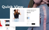 Responsivt Clothes - Brand Apparel Store Clean Bootstrap Ecommerce PrestaShop-tema