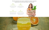 Responsivt Anna Panova - Doctor Ready-to-Use Clean HTML Ru Website Template