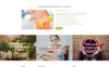 Responsivt Anna Panova - Doctor Ready-to-Use Clean HTML Ru Website Template En stor skärmdump