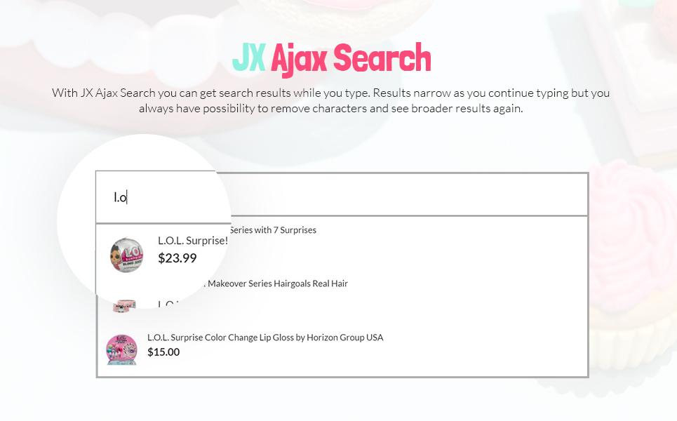 Plantilla para magento - Categoría: Juegos - versión para Desktop