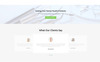 "Шаблон посадочной страницы ""Diamond - Dentistry Clean HTML Bootstrap4"" Большой скриншот"