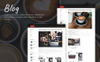 """Beanserio - Professional Coffee Machine Store Clean Bootstrap Ecommerce"" 响应式PrestaShop模板 大的屏幕截图"
