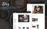 """Beanserio - Professional Coffee Machine Store Clean Bootstrap Ecommerce"" 响应式PrestaShop模板"