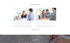 "Landing Page Template namens ""Progressive - Insurance Clean HTML Bootstrap4"" Großer Screenshot"
