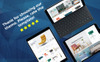 "Template PrestaShop Responsive #79045 ""Nextprest - Furniture Store Clean Bootstrap Ecommerce"" Screenshot grande"