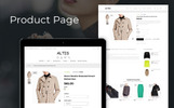 Altis - Fashion Store Clean Bootstrap Ecommerce PrestaShop Theme