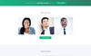"Landing Page Template namens ""Profilab - Marketing Agency Clean HTML Bootstrap"" Großer Screenshot"