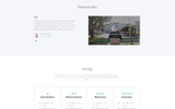 Responsivt Profilab - Marketing Agency Clean HTML Bootstrap Landing Page-mall