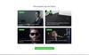 """Oleg Vasilev - Copywriting Services Ready-to-Use Modern HTML5"" Responsive Ru Website Template Groot  Screenshot"