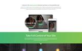 Intense - Free version HTML Website Template