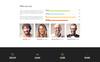 Intense - Free version HTML Website Template Big Screenshot