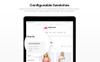 Magetique Lingerie - FREE eCommerce Magento 2 Theme Magento Theme Big Screenshot