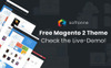 Softonne - FREE Electronics Simple Magento Theme Big Screenshot