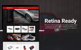 Responsywny szablon PrestaShop Spare Parts - Automobile Replacement Parts Clean Bootstrap Ecommerce #79913