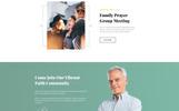 """Hope - Catholic Church Multipage Modern HTML"" 响应式网页模板"