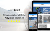 AllyBike - FREE Sports eCommerce Magento Theme
