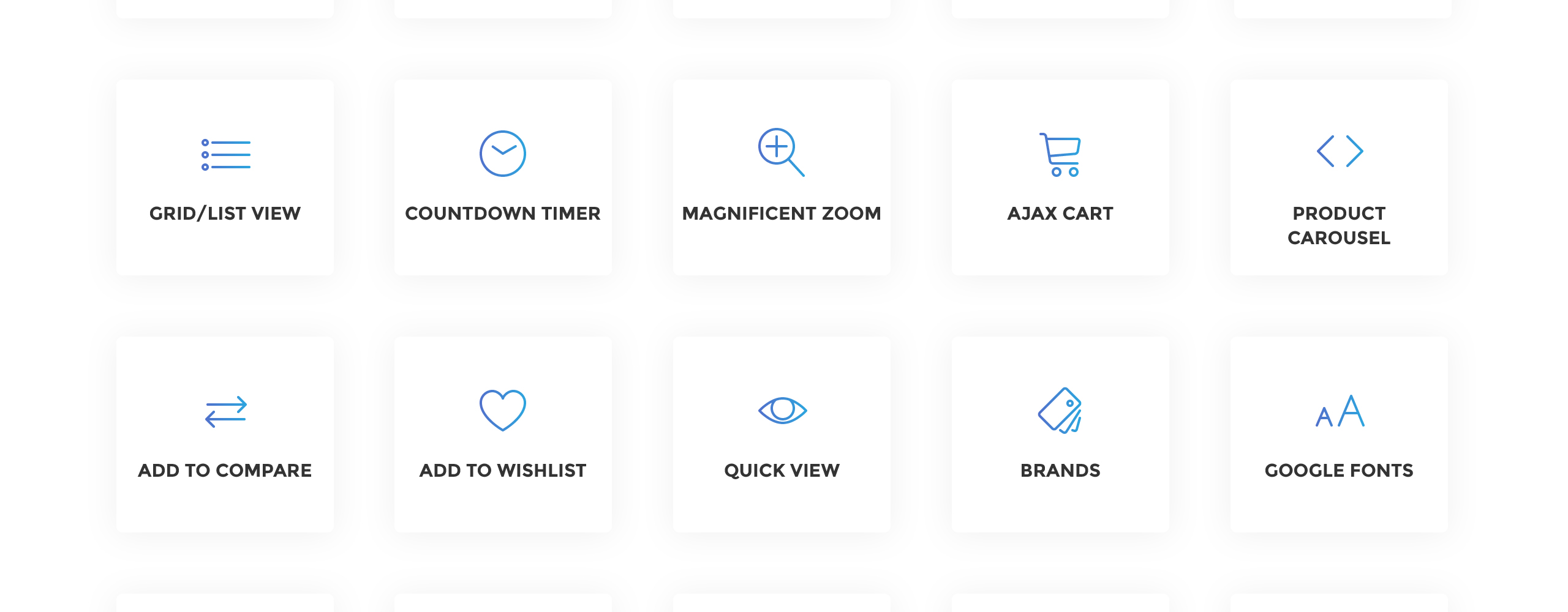 Glam - Fashion Store Creative OpenCart Template