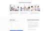 Nulsen - SEO Company Clean Multipage HTML5 Website Template Big Screenshot